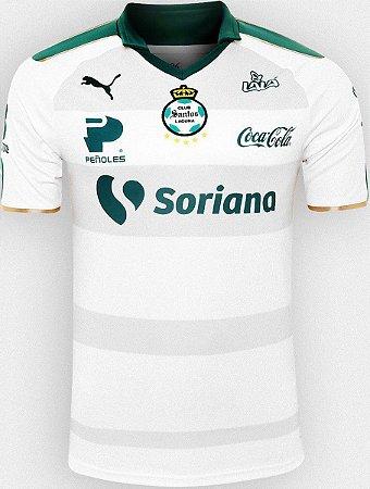 Camisa oficial Puma Santos Laguna 2017 III jogador