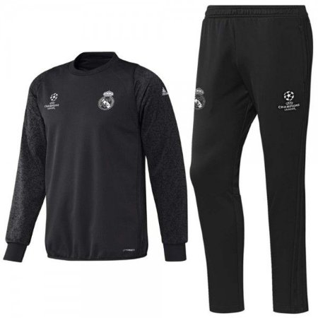 Kit treinamento oficial Adidas Real Madrid 2016 2017 Champions League