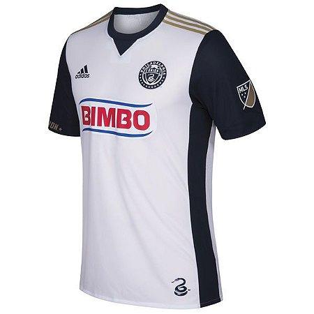 Camisa oficial Adidas Philadelphia Union 2017 I jogador