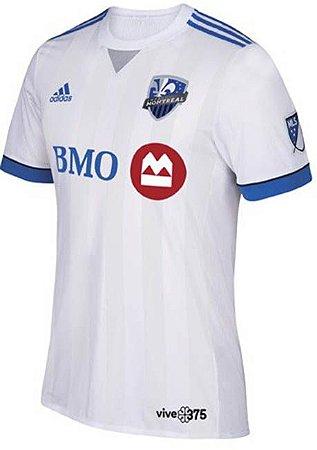 Camisa oficial Adidas Montreal Impact 2017 II jogador