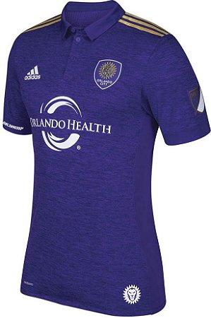 Camisa oficial Adidas Orlando City 2017 I jogador