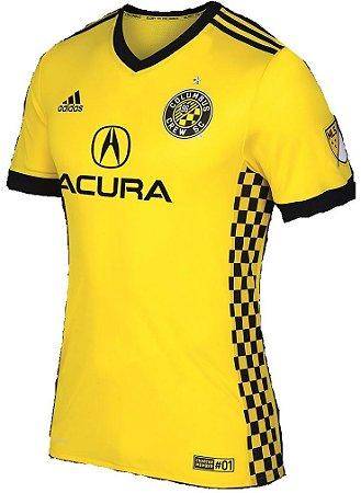 Camisa oficial Adidas Columbus Crew 2017 I jogador