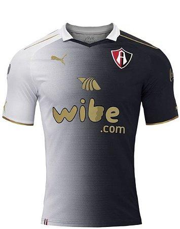 Camisa oficial Puma Atlas  2017 III jogador