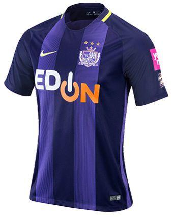 Camisa oficial Nike Sanfreece Hiroshima 2017 I jogador