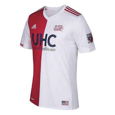 Camisa oficial Adidas New England Revolution 2017 II jogador