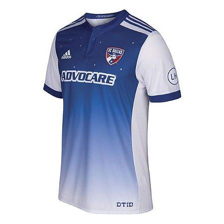 Camisa oficial Adidas FC Dallas 2017 II jogador