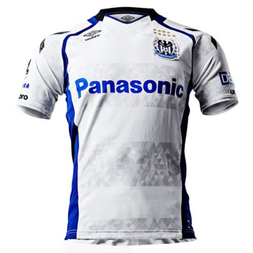 Camisa oficial Umbro Gamba Osaka 2017 II jogador
