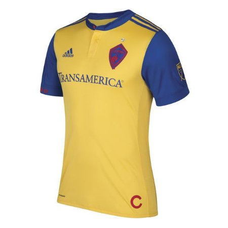 Camisa oficial Adidas Colorado Rapids 2017 II jogador