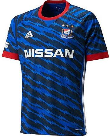 Camisa oficial Adidas Yokohama Marinos 2017 I jogador