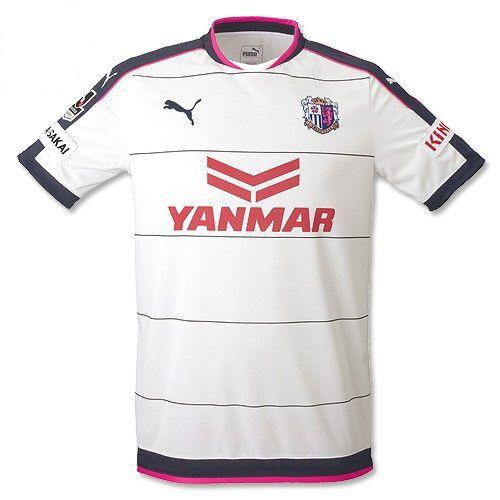 Camisa oficial Puma Cerezo Osaka 2017 II jogador