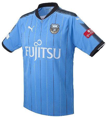 Camisa oficial Puma Kawasaki Frontale 2017 I jogador