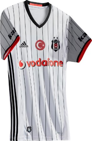 Camisa oficial Adidas Besiktas 2016 2017 I jogador