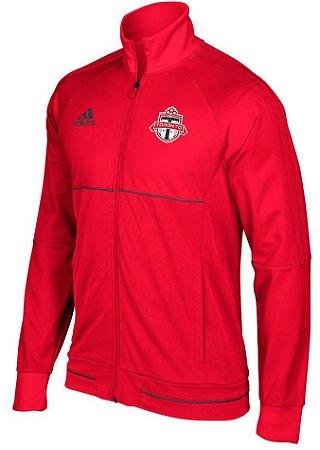 Jaqueta oficial Adidas Toronto FC 2017 Vermelha