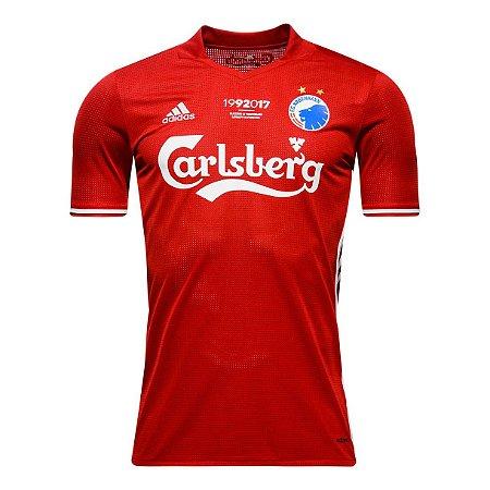 Camisa oficial Adidas FC Copenhague 2016 2017 III jogador