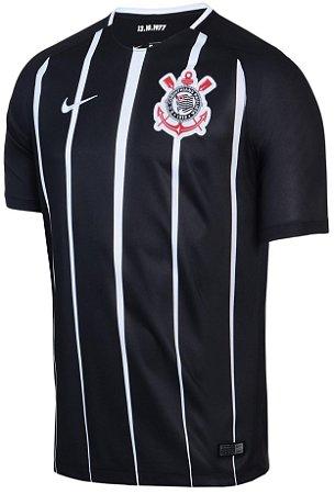 Camisa oficial Nike Corinthians 2017 II jogador
