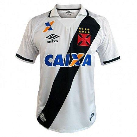 Camisa oficial Umbro Vasco da Gama 2017 II jogador