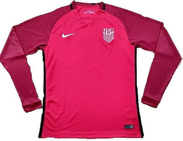 Camisa oficial Nike seleção dos Estados Unidos 2017 III jogador
