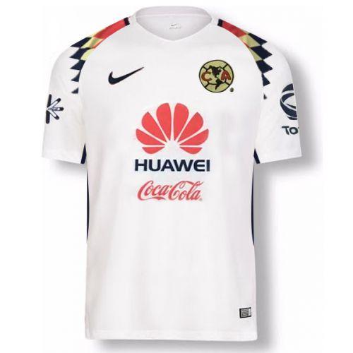 Camisa oficial Nike América do México 2017 2018 II jogador