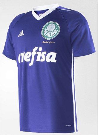 Camisa oficial Adidas Palmeiras 2017 Goleiro Obsessão