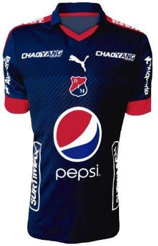 Camisa oficial Puma Independiente Medellin 2017 II jogador
