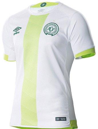 Camisa oficial Umbro Chapecoense 2017 II jogador