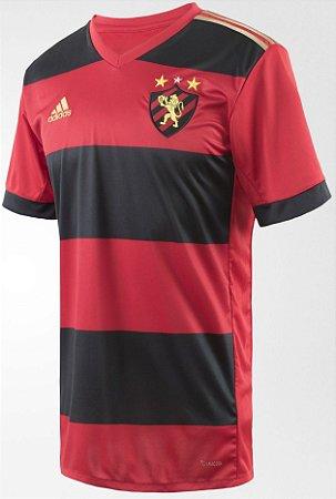 Camisa oficial Adidas Sport Recife 2017 I jogador