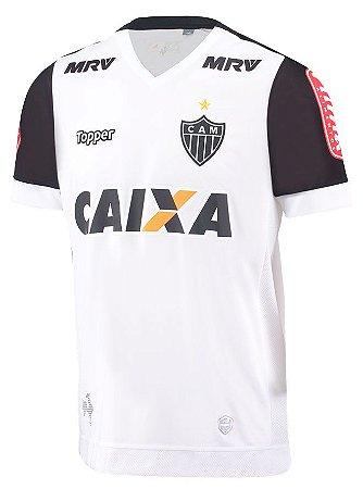 Camisa oficial Topper Atletico Mineiro 2017 2018 II jogador