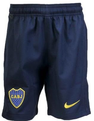 Calção oficial Nike Boca Juniors 2017 I jogador