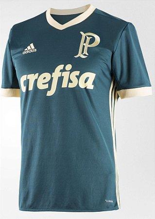Camisa oficial Adidas Palmeiras 2017 III jogador
