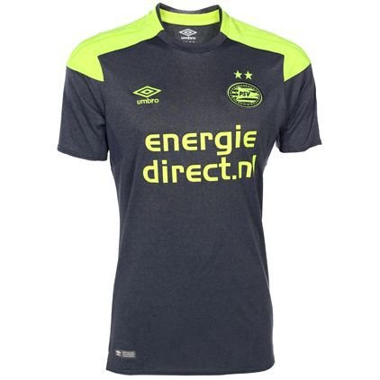 Camisa oficial Umbro PSV Eindhoven 2017 2018 II jogador
