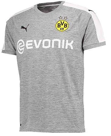 Camisa oficial Puma Borussia Dortmund 2017 2018 III jogador