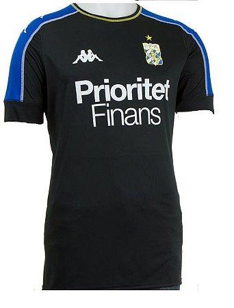 Camisa oficial Kappa IFK Goteborg 2017 2018 II jogador