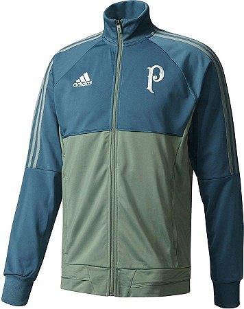 Jaqueta oficial Adidas Palmeiras 2017 Verde