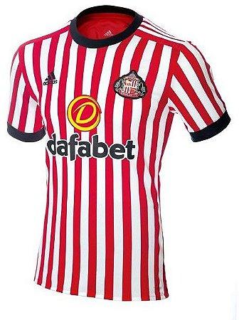 Camisa oficial Adidas Sunderland 2017 2018 I jogador
