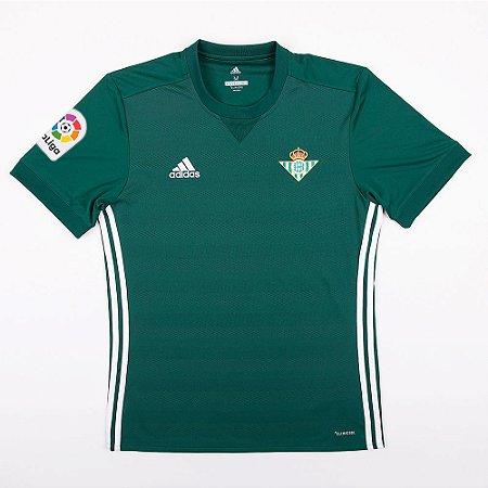 Camisa oficial Adidas  Betis 2017 2018 II jogador