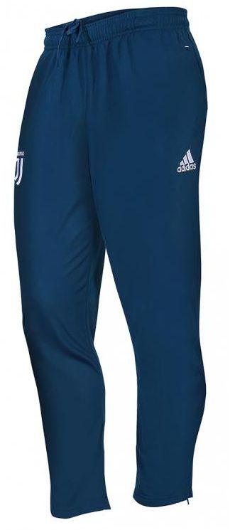 Calça de treino oficial Adidas Juventus 2017 2018 Azul