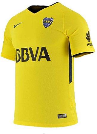 Camisa oficial Nike Boca Juniors 2017 2018 II Jogador