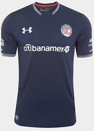 Camisa oficial Under Armour Toluca 2017 2018 III jogador
