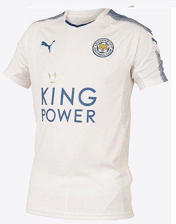 Camisa oficial Puma Leicester City 2017 2018 III jogador