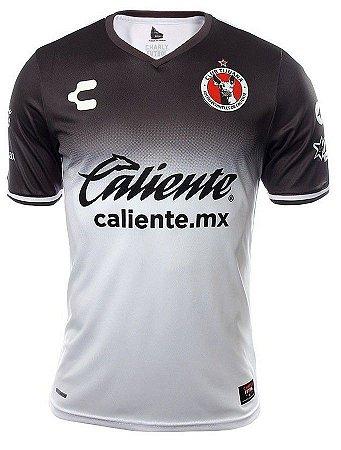 Camisa oficial Charly Tijuana 2017 2018 II jogador