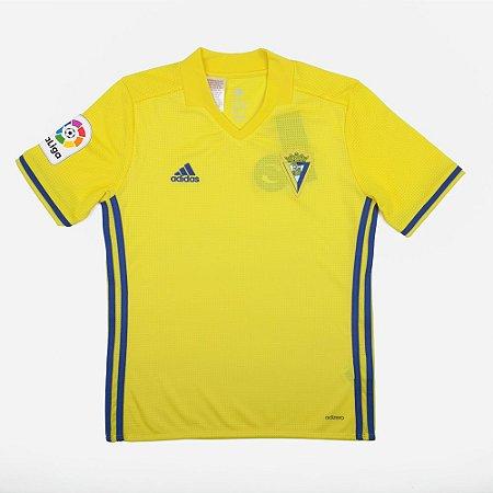 Camisa oficial Adidas Cadiz CF 2017 2018 I jogador