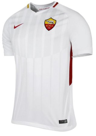 Camisa oficial Nike Roma 2017 2018 II jogador