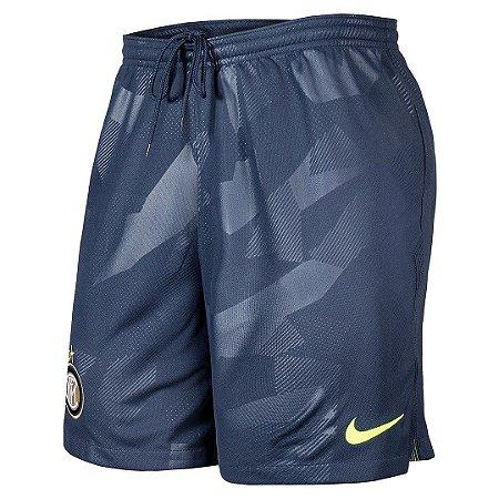 Calção oficial Nike Inter de Milão 2017 2018 III jogador
