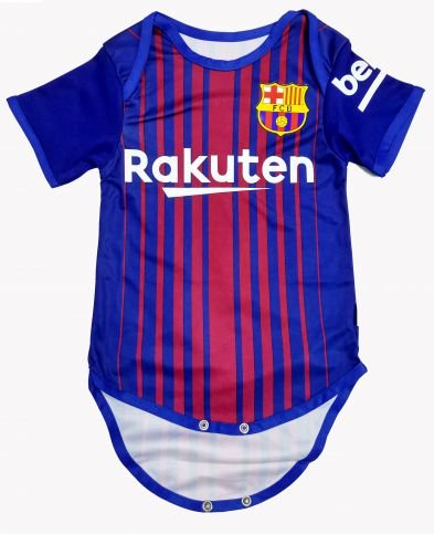 Body de bebe Barcelona 2017 2018 I