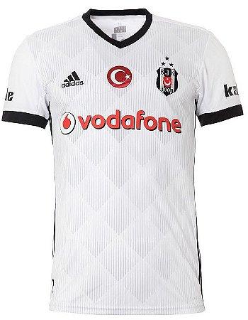 Camisa oficial Adidas Besiktas 2017 2018 I jogador
