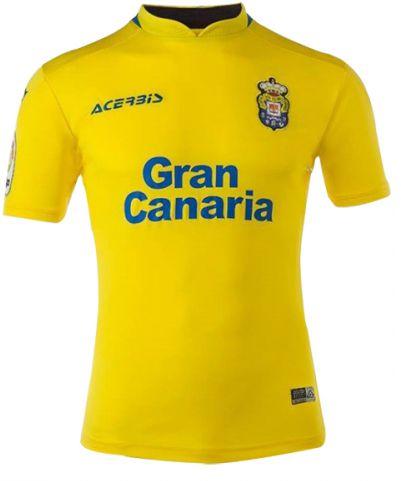 Camisa oficial Arcebis Las Palmas 2017 2018 I jogador