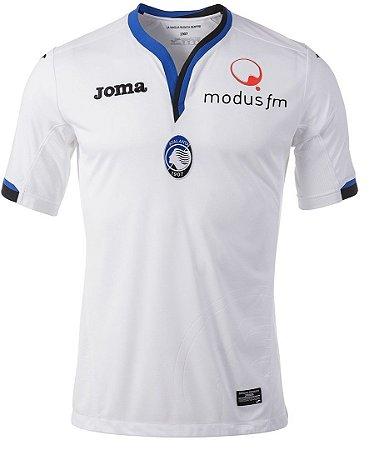 Camisa oficial Joma Atalanta 2018 II jogador