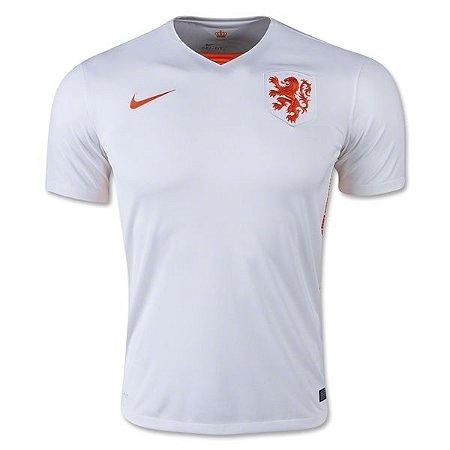 Camisa oficial nike seleção da Holanda 2015 2016 II Jogador