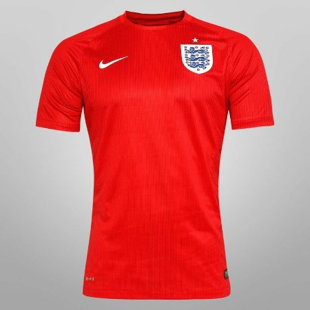 Loja loucos por futebol - Camisa oficial nike seleção da Inglaterra ... b753ae007c977