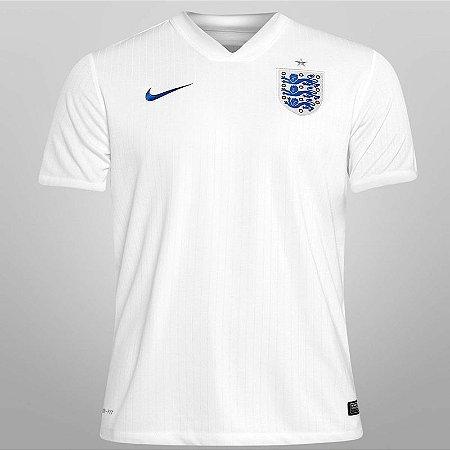 Camisa oficial nike seleção da Inglaterra 2014 I jogador